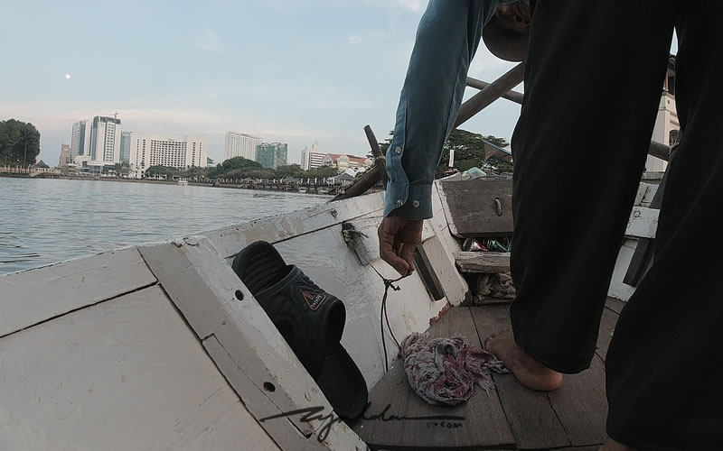 penambang boat