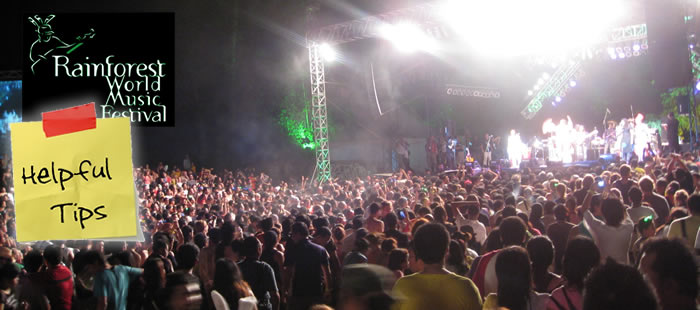 Rainforest World Music Festival (RWMF)