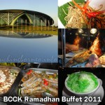 BCCK Offers Best Ramadhan Buffet In Kuching