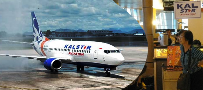 Kal Star Aviation of Indonesia, now flies to Kuching