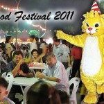 Kuching Food Festival 2011 Begins