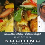 Malay-Balinese Buffet For Ramadhan