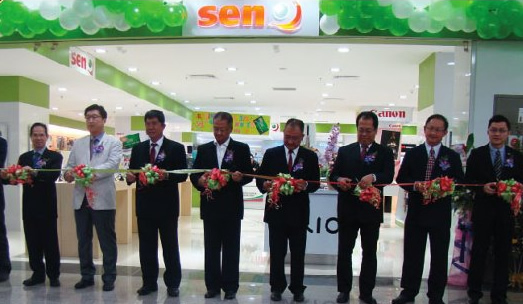 SenQ opens new outlet in Kuching at Boulevard Mall