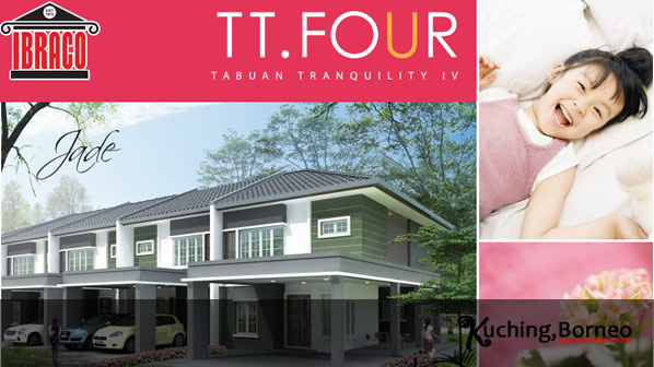 Tabuan Tranquillity Four launched by Ibraco