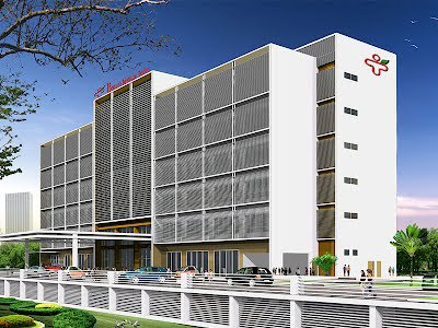 Borneo Medical Centre Kuching