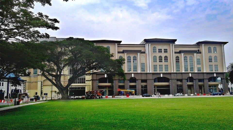 Kuching Shopping Mall reopening