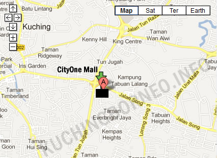 CityOne Mall Location