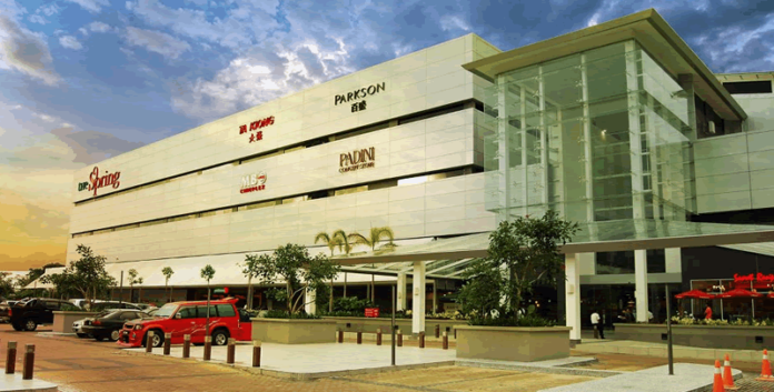 Hotels near the mall in kuching