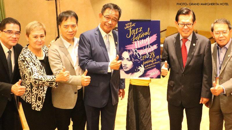 2019 Kuching Waterfront Jazz Festival