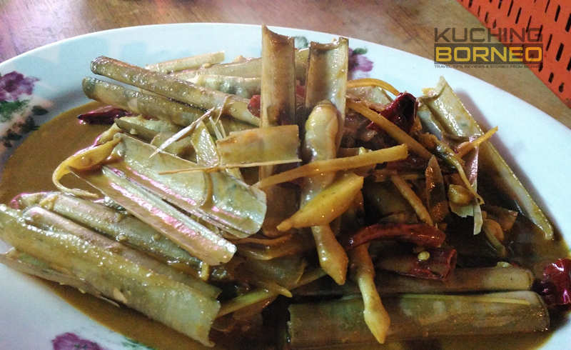 Top Kuching dinner dishes