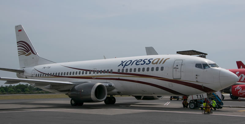 Xpress Air, airlines flying to Kuching