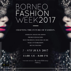 Borneo Fashion Week 2017 @ Borneo 744