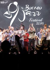Borneo Jazz Festival 2017 @ Parkcity Everly Hotel, Miri