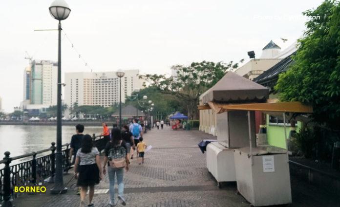 Kuching Waterfront photo - KuchingBorneo.info