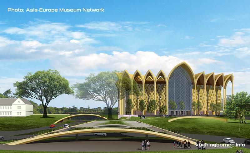 Sarawak Museum Complex - KuchingBorneo.info