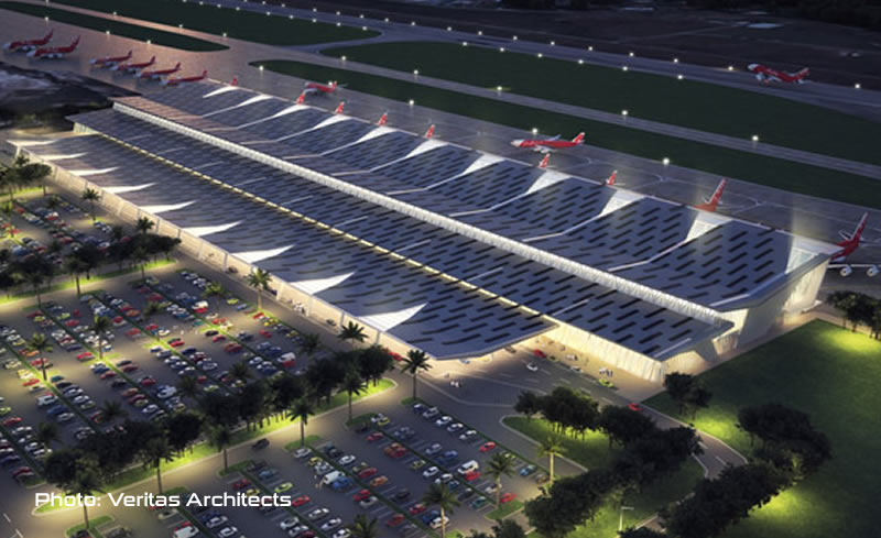 Kuching International Airport upgrades