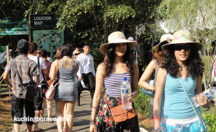 SOLO TRAVELERS FAVOURITE DESTINATION, Rainforest World Music Festival,