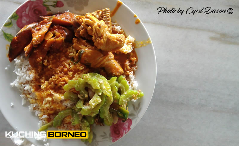 MetroCity Seafood Garden di Matang, Kuching