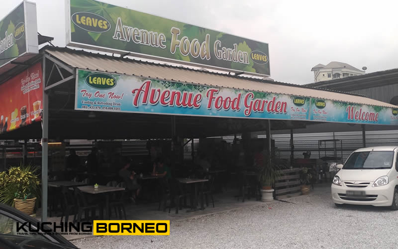 Avenue Food Garden