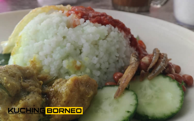 Nasi Lemak Twin Turbo view