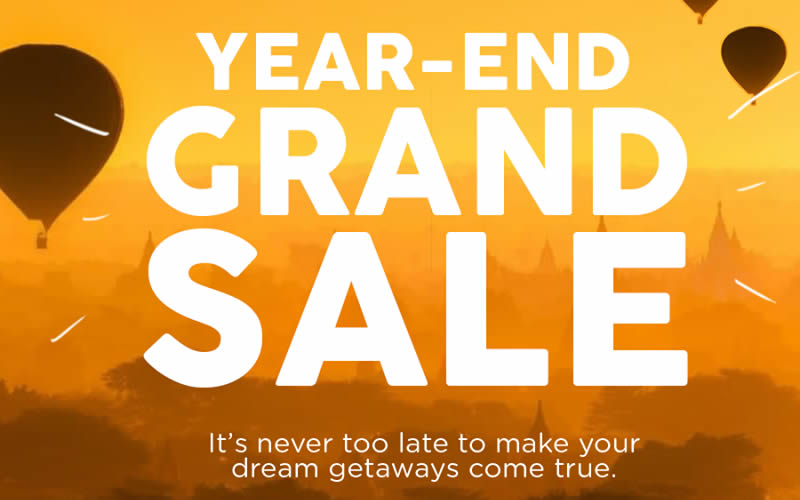 AirAsia Year End Sale