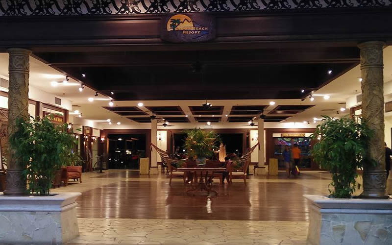 Damai Beach Resort Lobby