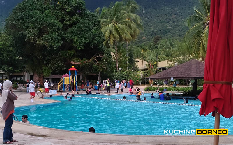 Damai Beach Resort pool