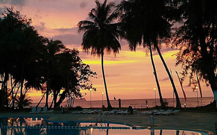 Damai Resort City, HOTELS NEAR THE BEACH IN KUCHING
