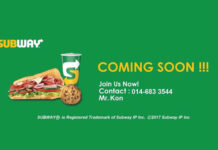 Subway Kuching