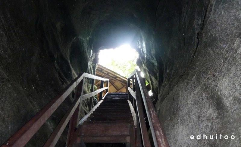 Raya Cave, Chupak