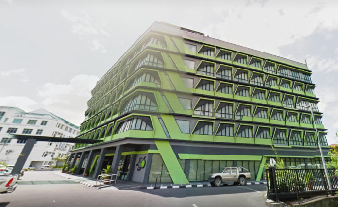 56 Hotel, Kuching Budget Hotel