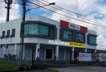 Poslaju Kuching Utara