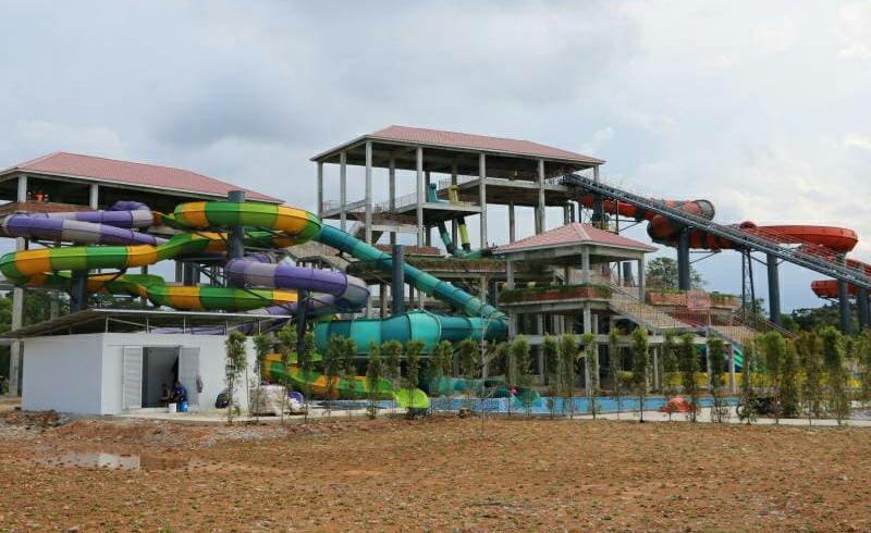 Borneo Samariang Water Park