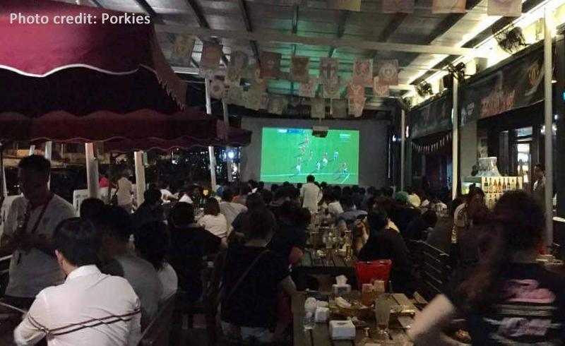 FIFA World Cup in Kuching