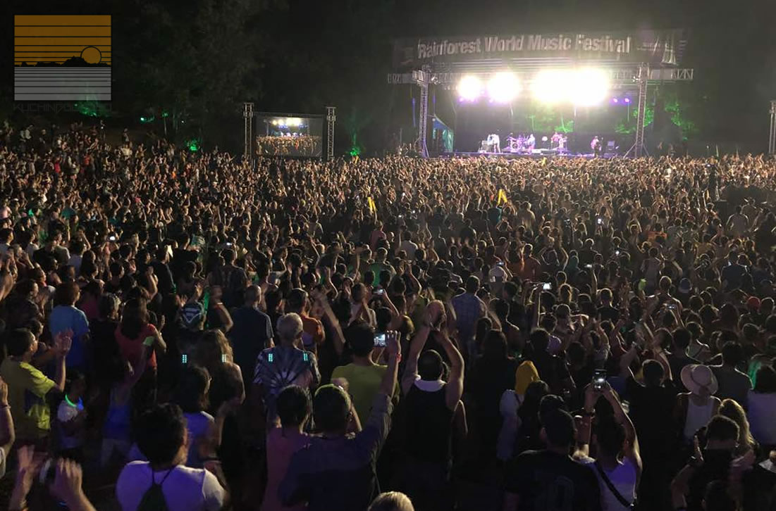 Rainforest World Music Festival 2018 Figures Tell You The Fest Is Anything But Dying