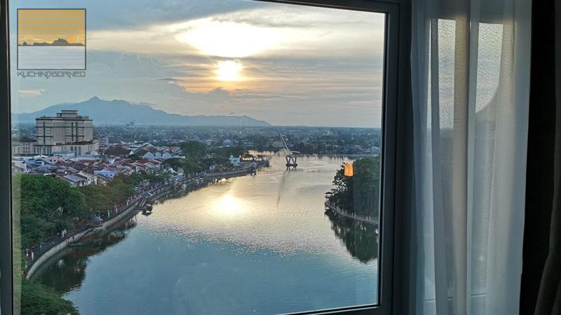 flights to Kuching, Riverside Majestic Hotel Astana Wing