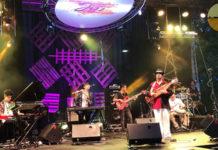 Kuching Waterfront Jazz Festival 2018, Kuching waterfront jazz