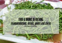 food in kuching
