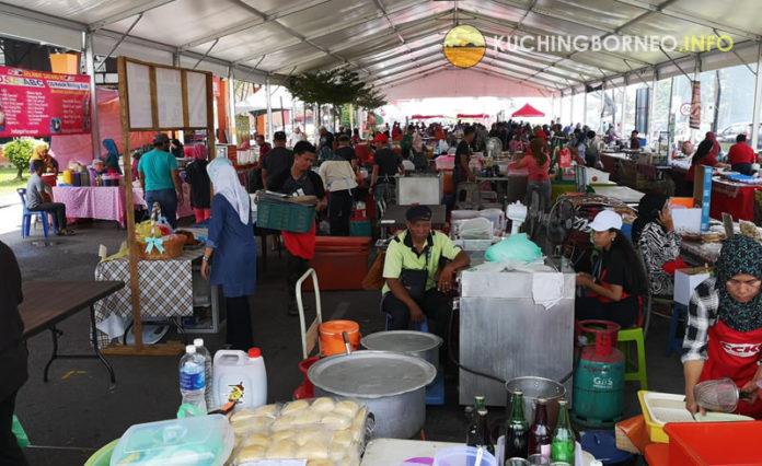 Satok Ramadan Bazaar