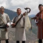 Druk Folk Musician