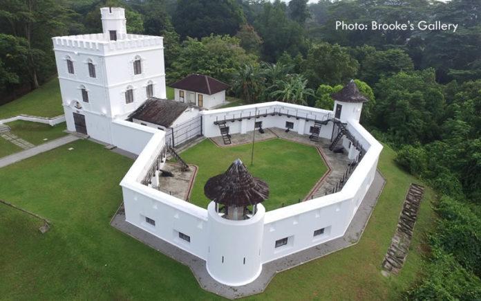 Fort Margherita Brooke's Gallery