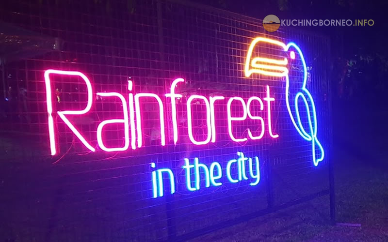 Rainforest In The City 2019