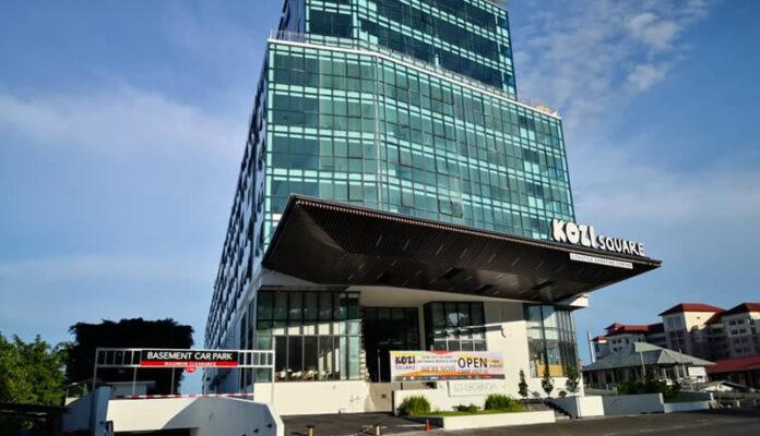 Kozi Square LD Legenda Kuching