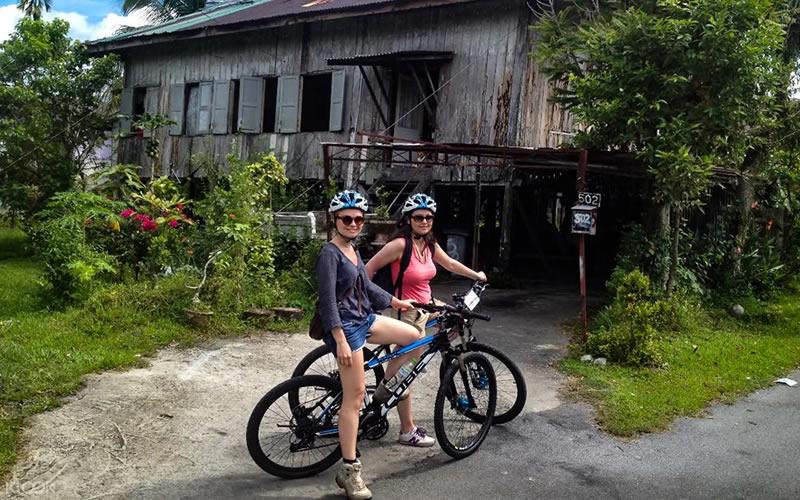 Kuching Bicycle Tour