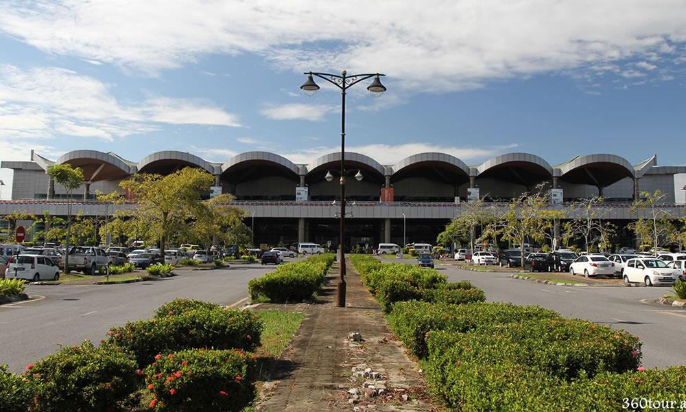 Kuching economy flight