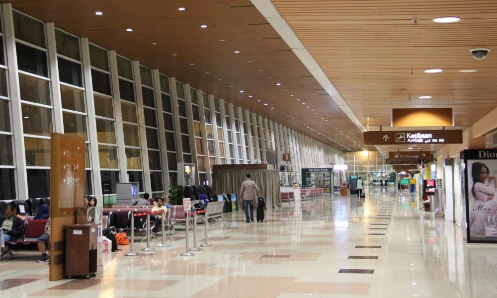 Kuching Airport hotels