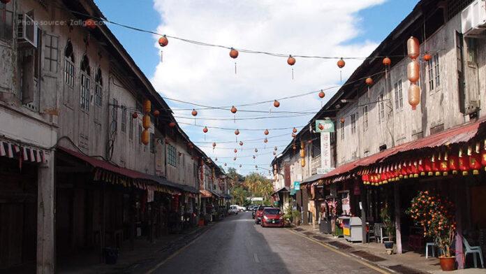 Siniawan Town