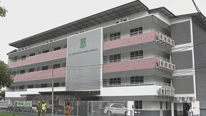 St. Joseph's International School Kuching