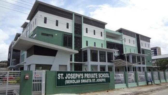 St. Joseph's Private Primary School Kuching